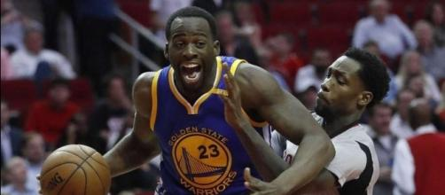 Image author: www.chron.com #GoldenStateWarriors #HoustonRockets #NBA