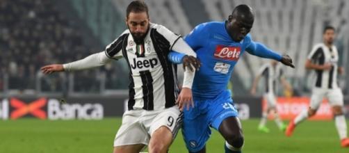 Live Napoli-Juventus: info streaming e formazioni