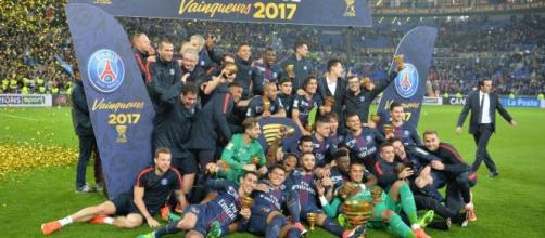 PSG quadruple champion de la Coupe de la Ligue.