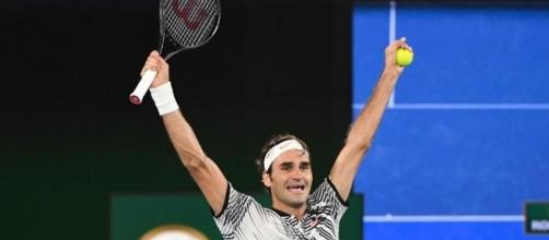 Roger Federer, 90 tornei conquistati in carriera.