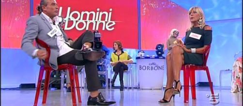 Uomini e Donne   Puntata 16 settembre 2016   Trono over.