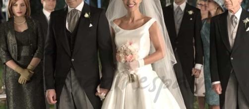 Velvet: Ana e Alberto si sposano.
