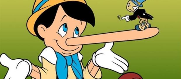 1º de abril – Dia da Mentira. Mentir era algo rotineiro para o personagem Pinóquio