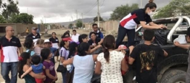 A Universal realiza trabalho social e de evangelização no Peru há mais de 21 anos