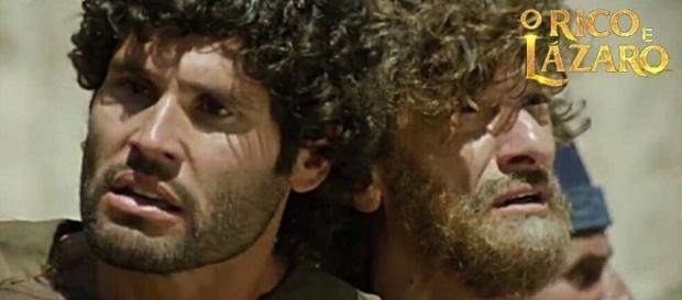 Asher sofrerá mais perdas familiares em 'O Rico e Lázaro'