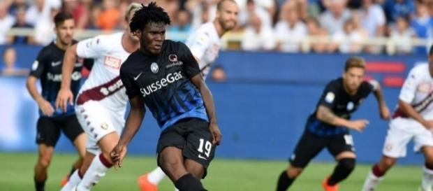 Atalanta's Franck Kessie has attracted a host of top clubs after impressing this season - thesun.co.uk