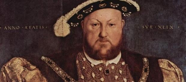 Enrico VIII (1539-1540). Hans Holbein