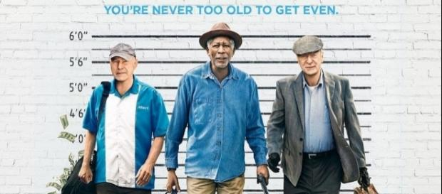 Going in Style (2017) - Trailer - Trailer List - trailerlist.net