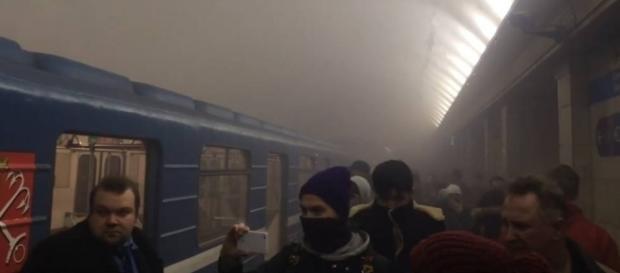 Las primeras imágenes del metro de San Petersburgo tras la ... - elpais.com