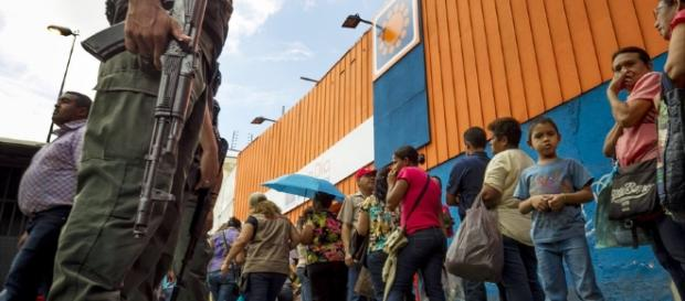 Rich In Oil, Venezuela Is Now Poor In Most Everything Else ... - npr.org
