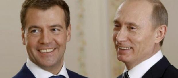 Wird gerade von Neidern gestalkt: Dmitri Medwedew. [blastingnews archives]