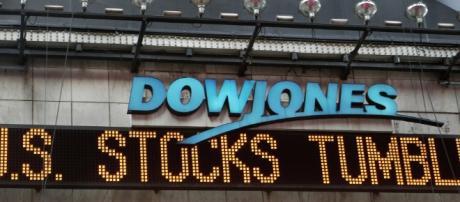 US Stock Market Sell-Off: Dow Closes Down 531 Points - sputniknews.com