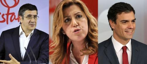 ANTENA 3 TV | Susana Díaz, Pedro Sánchez y Patxi López suspenden ... - antena3.com