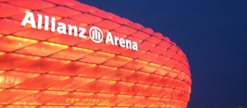 Bayern de Munique e Real Madrid jogam no Allianz Arena.