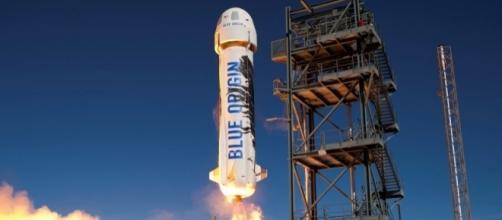 Blue Origin Gives a Boost to Reusable Rocket Tech in Landmark ... - nasa.gov
