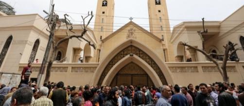 Bombings at Egyptian Coptic churches kill 36, injure more than 100 ... - aol.com