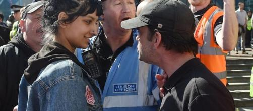 Checking in with Saffiyah Khan, the Woman Who Faced Down the EDL ... - vice.com