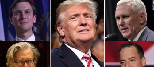 Donald Trump's team of bitter rivals - CNNPolitics.com - cnn.com