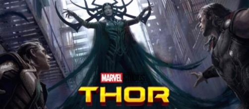 Finally, a Thor movie that one can look forward to! / Photo via Marvel Movie News Archives - Uncanny Comic Quest - uncannycomicquest.com