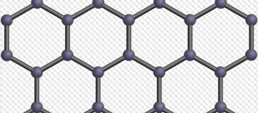 Graphene structure, Pixabay OpenClipart-Vectors https://pixabay.com/en/graphene-graphite-benzene-chemistry-161773/