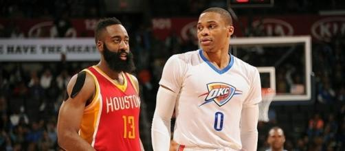 James Harden Explains Why Russell Westbrook Is a 1-Man Show on ... - footbasket.com