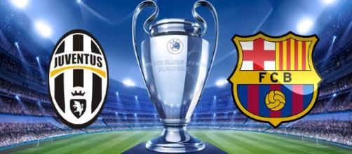 Juventus-Barcellona, diretta in tv su Canale 5