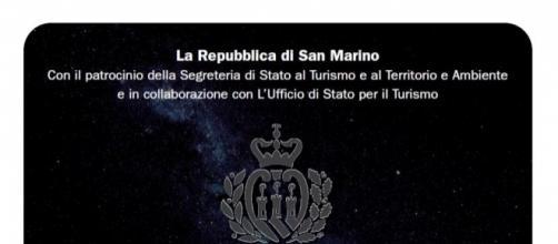 La locandina del Simposio Mondiale sugli UFO di San Marino