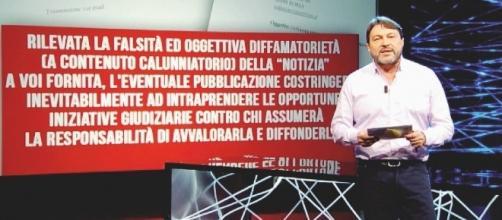 L'inchiesta di Report va in onda lo stesso nonostante la minaccia degli avvocati di Renzi