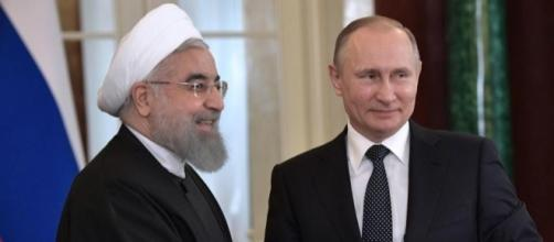 Russia and Iran say they will respond to American aggression ... - thesun.co.uk