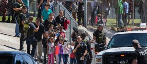 San Bernardino, sparatoria in classe: maestra e studente uccisi