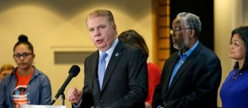 Seattle mayor accused of sexual abuse by several men | New York Post - nypost.com
