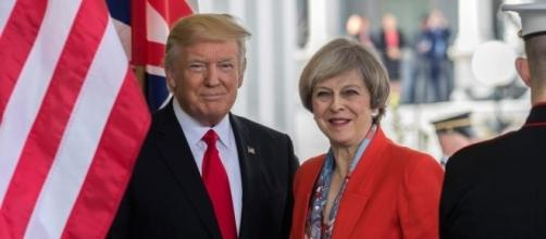 Special relationship between Theresa May and Donald Trump has put ... - thesun.co.uk