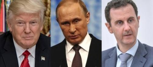 The strategic suicide between U.S.A. Russia and Syria - stripes.com