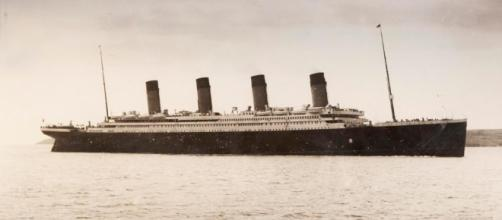 Titanic was sunk by FIRE, claims journalist investigating the ill ... - thesun.co.uk