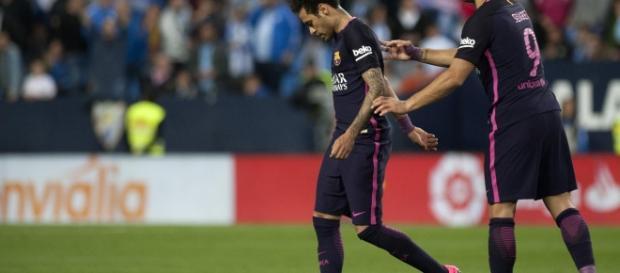 carton rouge pour Neymar......