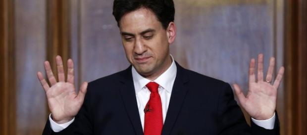Ed Miliband says he managed not to cry despite 'very upsetting ... - mirror.co.uk