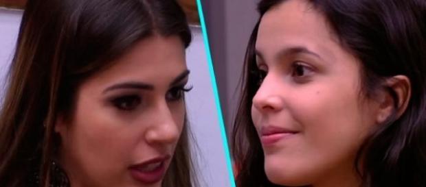 Emilly e Vivian são as favoritas da enquete do UOL após eliminação de Marinalva