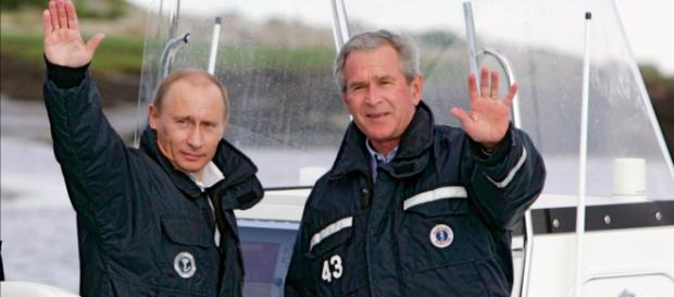George W. Bush describes going fishing with Putin - Business Insider - businessinsider.com