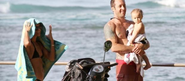 Alex O Loughlin Hawaii Five O