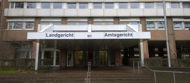 Landgericht Köln Foto: Sigrid Schulz