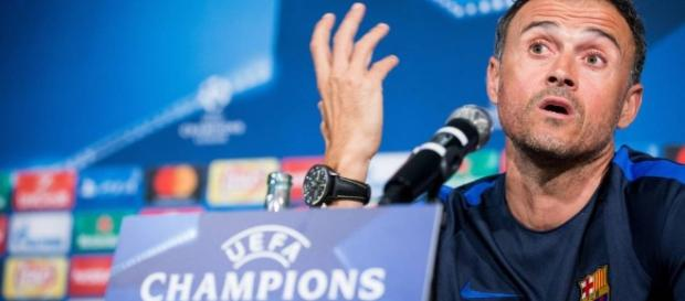 Luis Enrique Barcelona-Juventus