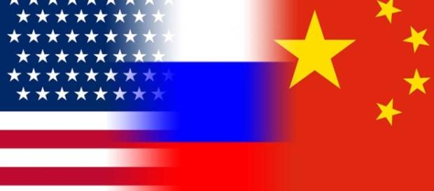 The Great Triangular Game: Russia, China, and the USA, Past and ... - jordanrussiacenter.org
