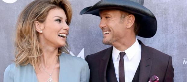 Tim McGraw and Faith Hill kick off Soul2Soul Tour in New Orleans with special friends and sharing special news from the stage - go.com