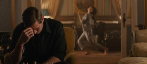 Vikander & Hammer in The Man From U.N.C.L.E. / screenshot via Youtube