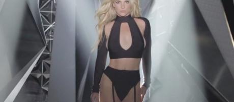 Britney Spears announces end of Vegas residency / music video still / BN Photo Library