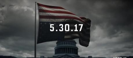 """""""House of Cards"""" Season 5 (POST - madeinthedistrict.us)"""
