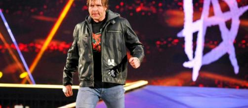 Dean Ambrose was one of the superstars to join 'Raw' in the superstar shake-up. [Image via Blasting News image library/inquisitr.com]