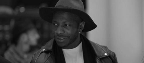 Il giovane modello e attore Martins Oba (foto archivio)