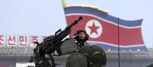 Militar do Exército da Coreia do Norte