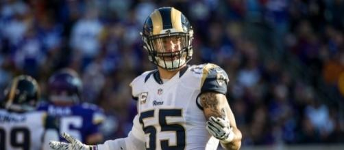 NFL Free Agency: James Laurinaitis visiting with Saints - fansided.com